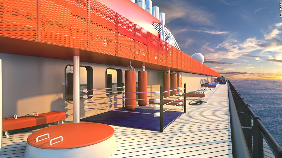 BRAND NEW Adult Only Ship from Virgin Voyages - Image 3