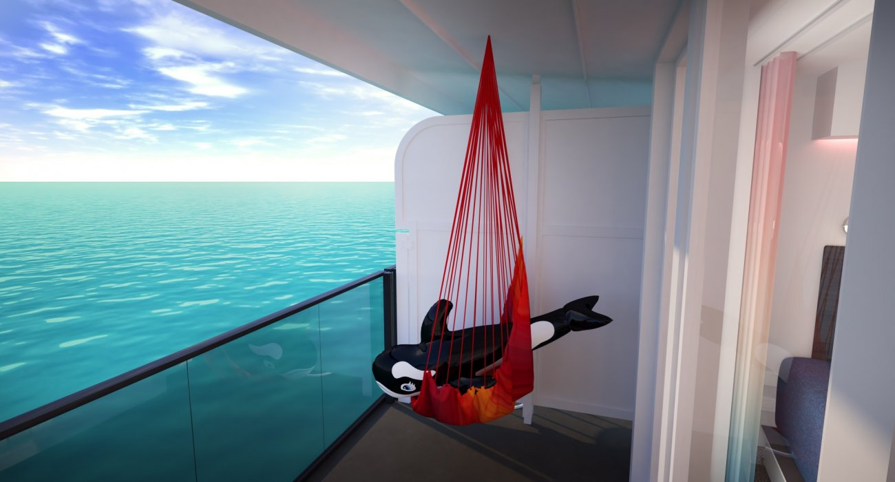 BRAND NEW Adult Only Ship from Virgin Voyages - Image 4