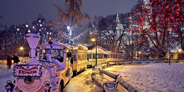 4* Vienna Christmas Markets Trip
