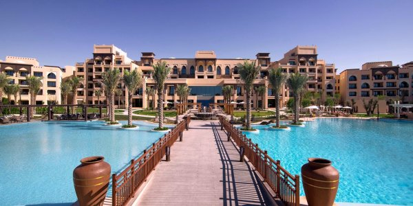 5 Star Luxury Abu Dhabi
