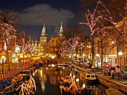 Amsterdam Christmas Markets - Image 2