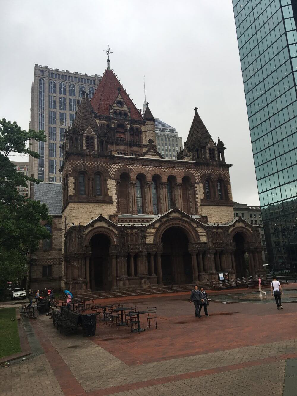 Copley Square, Boston