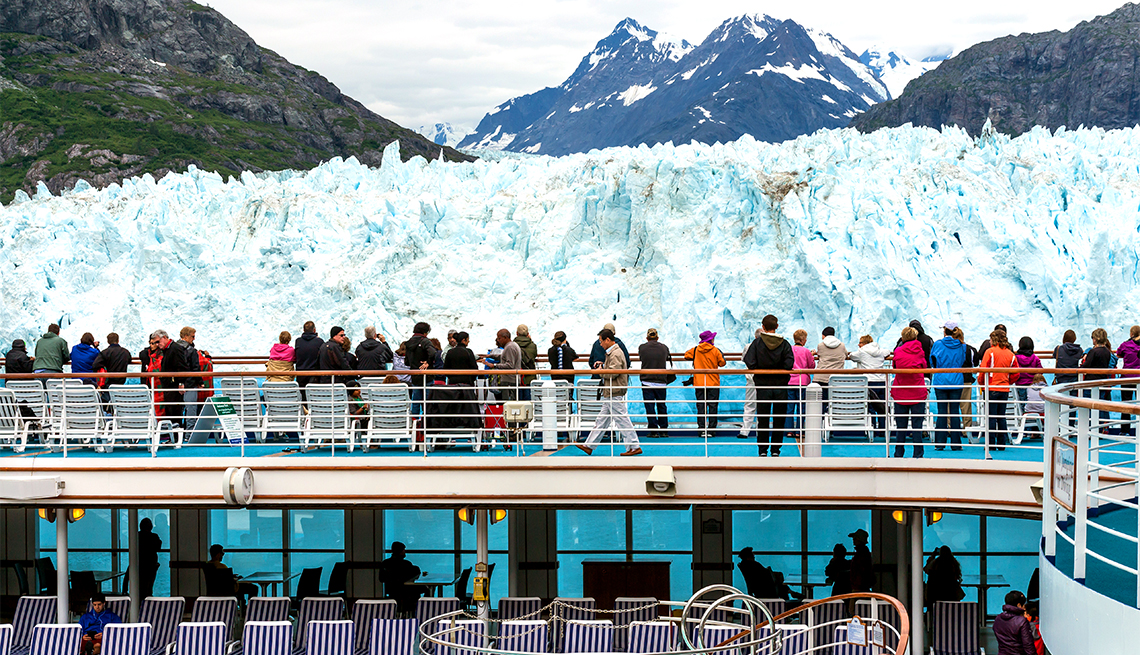Stunning Alaskan Cruise with Vancouver Stay - Image 1