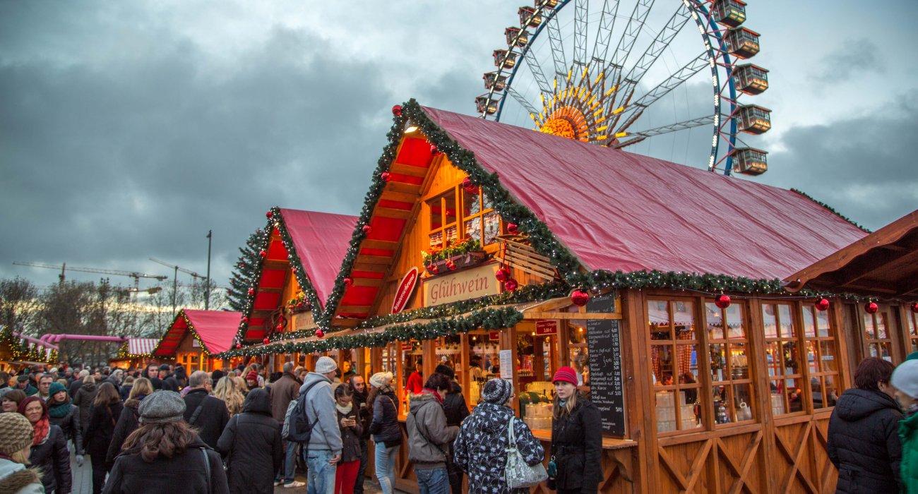 4* Berlin Christmas Markets Break - Image 1