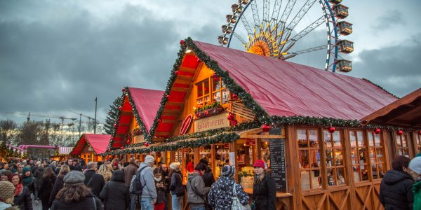 4* Berlin Christmas Markets Break