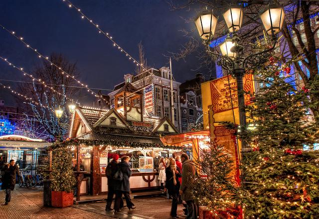 Amsterdam Christmas Markets - Image 4