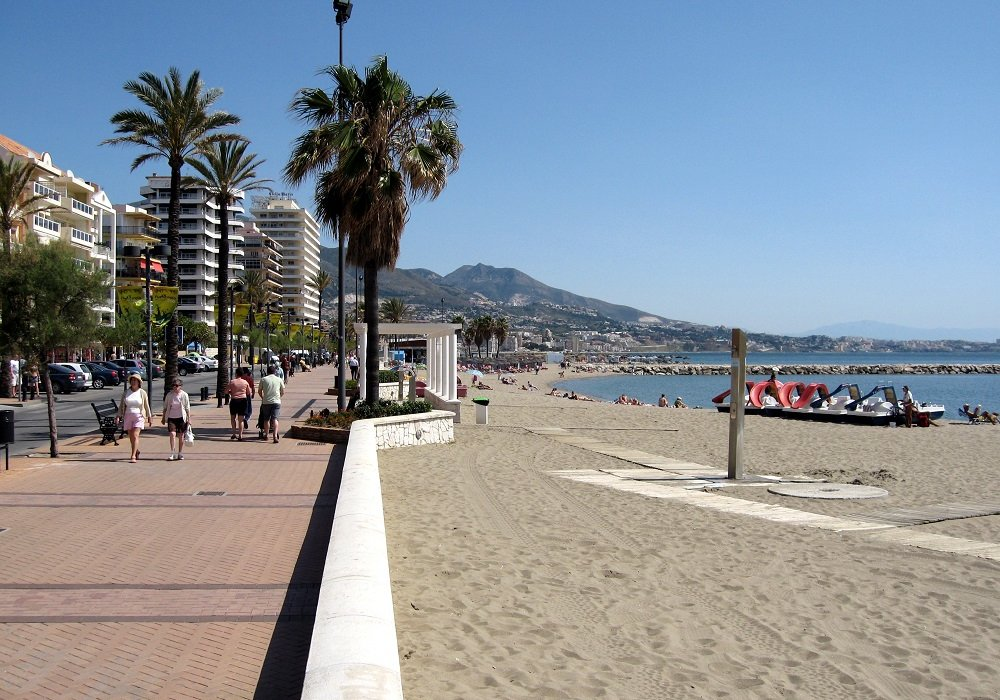 Costa Del Sol February Sunshine - Image 2