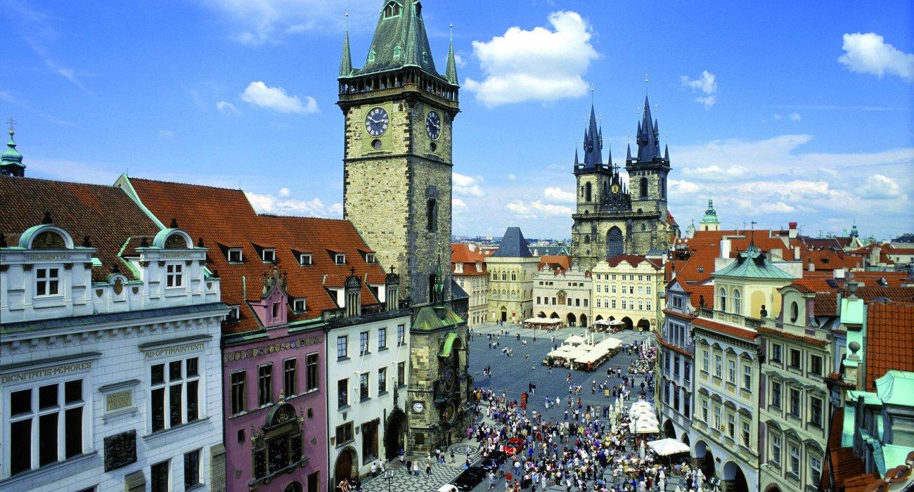 Prague Christmas Markets Citybreak - Image 1