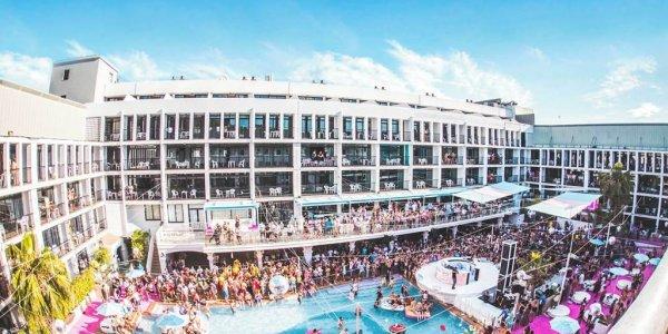 Summer 2020 Party On Tour to Ibiza