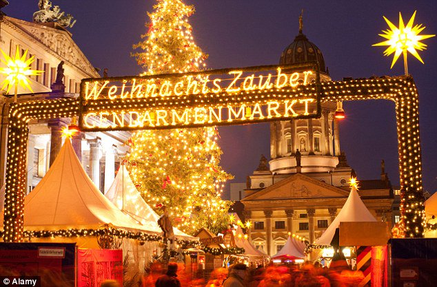 Berlin Christmas Markets Trip - Image 2