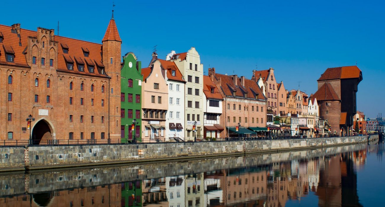 Gdansk on Poland's Baltic Coast - Image 1