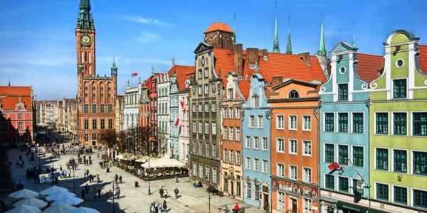 Spring CITY BREAK TO POLAND