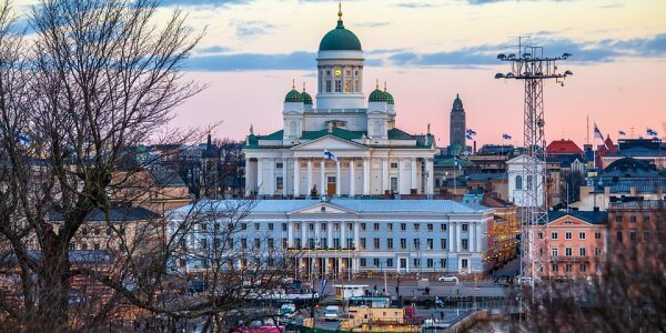Helsinki 3 night Citybreak