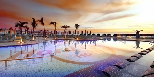 5* Hard Rock Hotel Tenerife