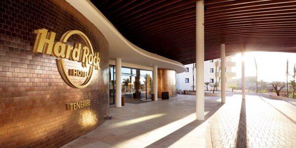 LAST MIN Hard Rock Hotel Tenerife Short Break