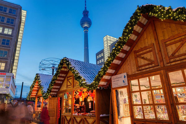 Berlin Christmas Markets Trip - Image 1
