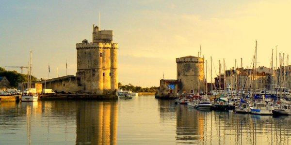 Short Sun Break To La Rochelle