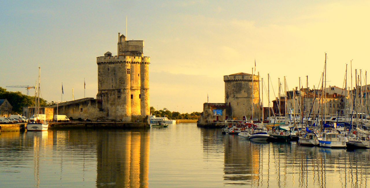 Short Sun Break To La Rochelle - Image 1