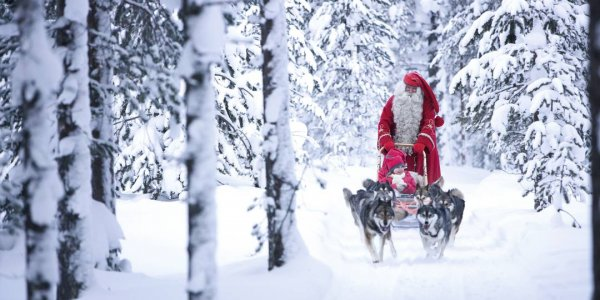 Lapland Christmas Daytrip Option