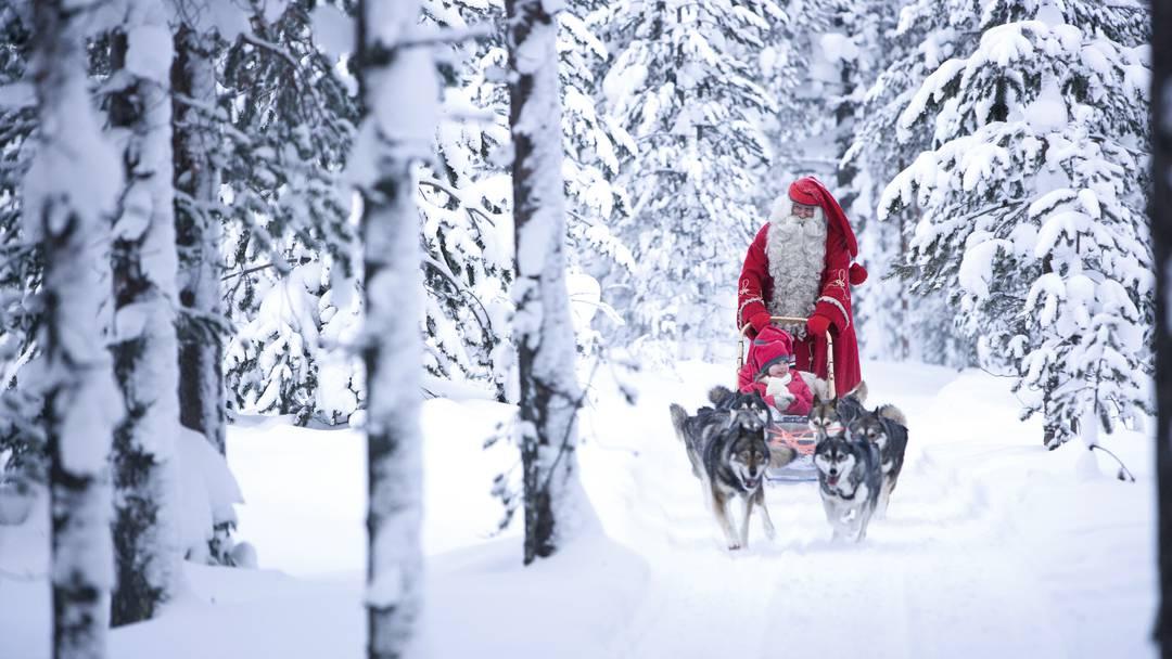 Meet Santa with a Lapland Daytrip - Image 1