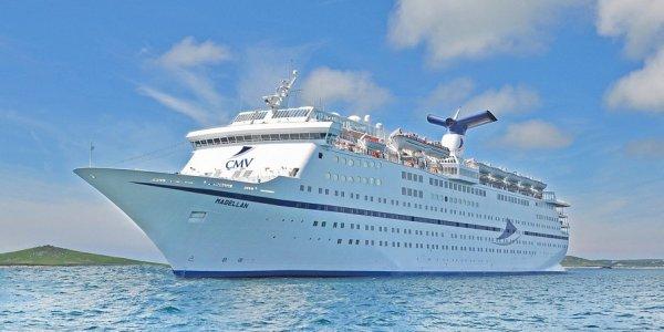 Fjords Cruise Ex Belfast July 2020