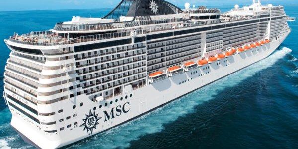 MSC Med Cruise Free Upgrade