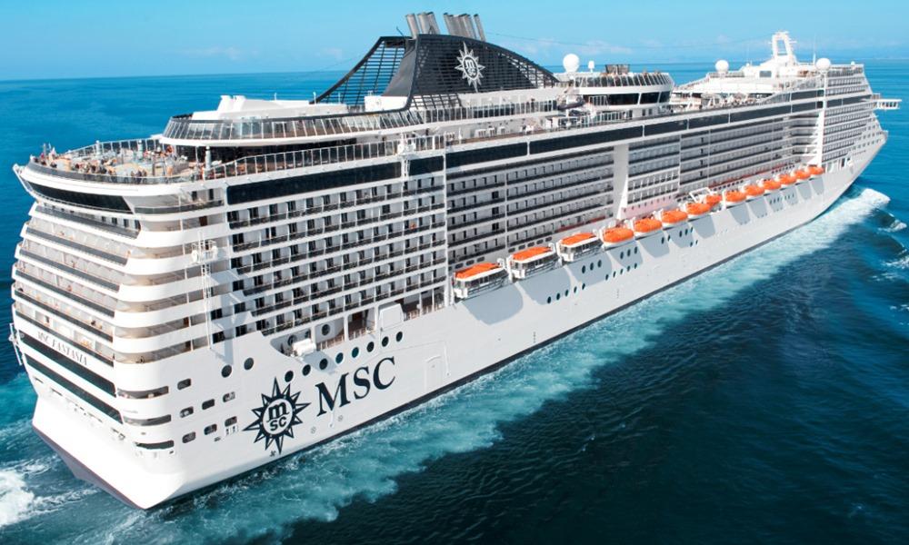 MSC Med Cruise Free Upgrade - Image 1