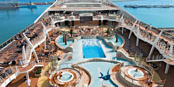 WESTERN MED CRUISE PREMIUM DRINKS INCLUDED
