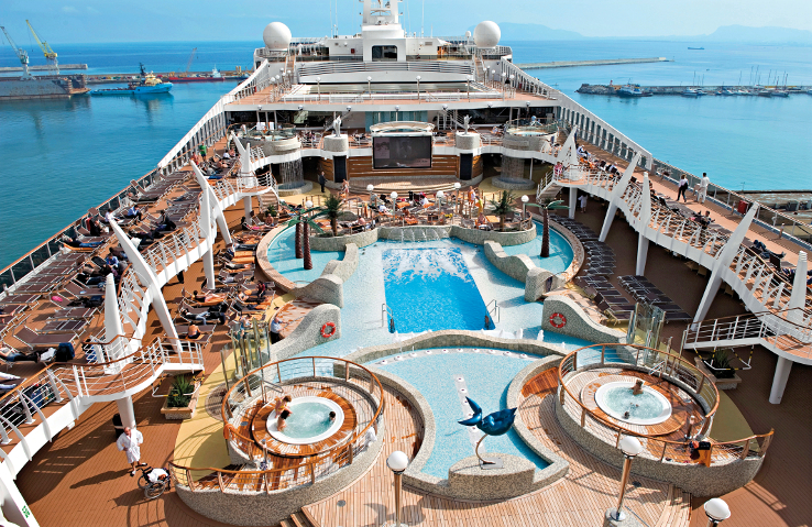 MSC Med Cruise Free Upgrade - Image 2