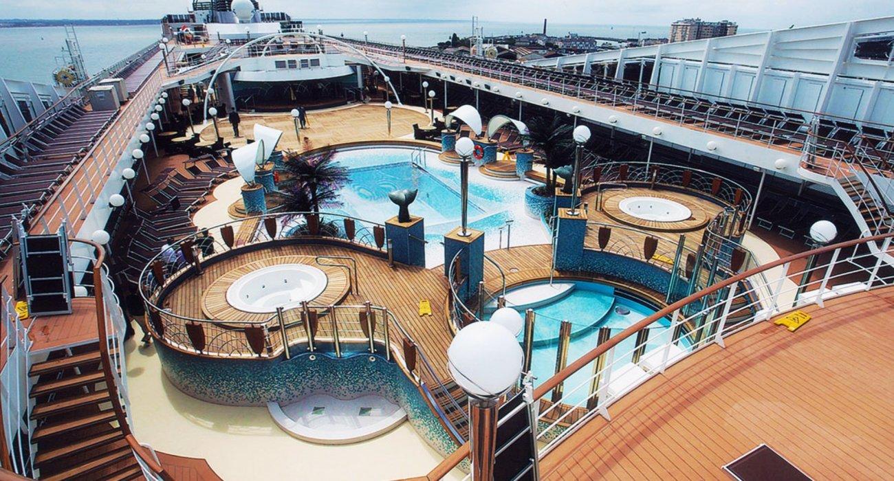 Free Balcony Upgrade Med Cruise 2020 - Image 4