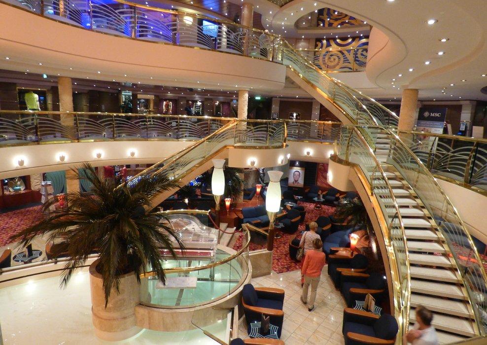 Free Balcony Upgrade Med Cruise 2020 - Image 5