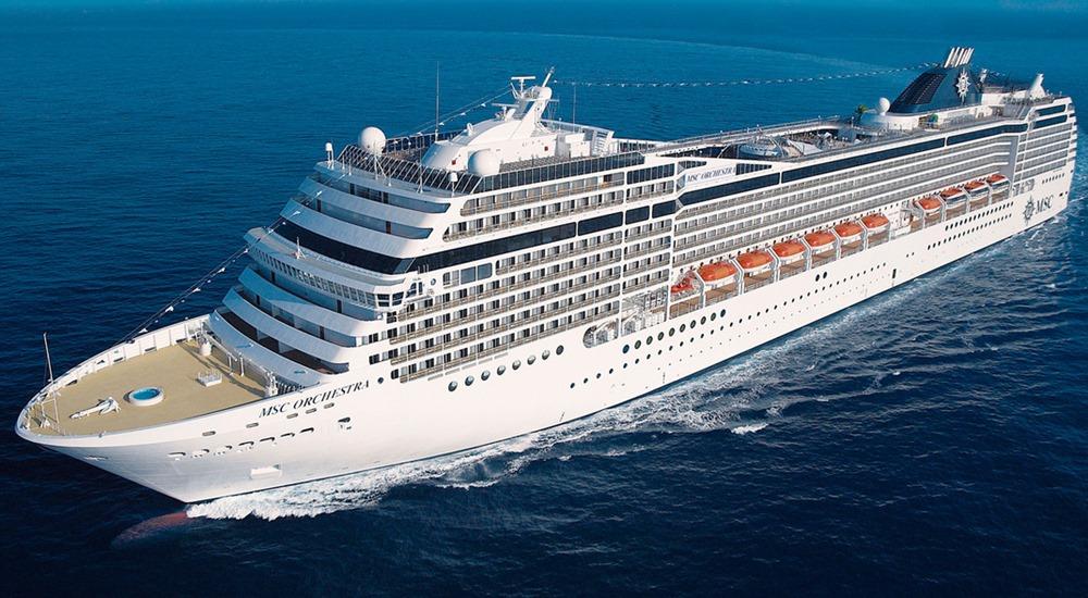 Free Balcony Upgrade Med Cruise 2020 - Image 1