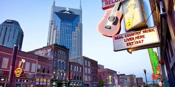 Nashville USA Citybreak Option