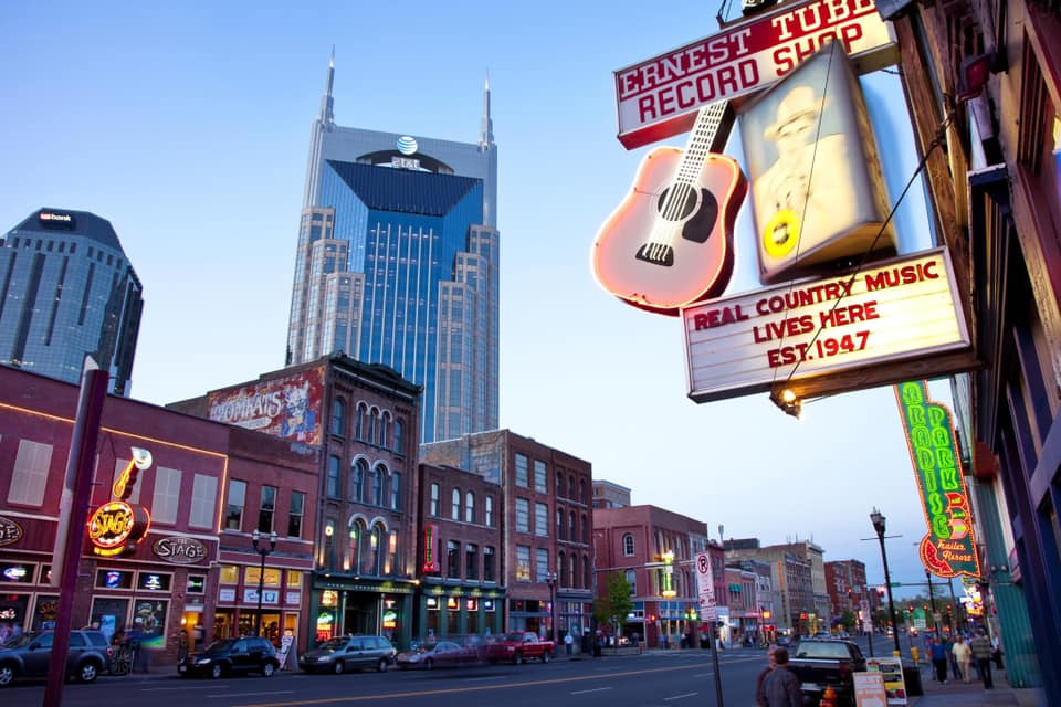 5 night Nashville Spring Break - Image 1
