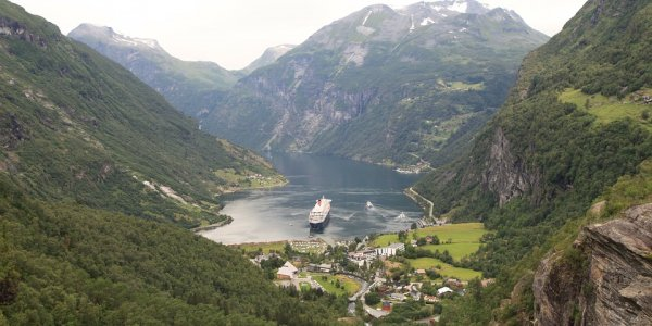 Norwegian Fjords – Sail from Dublin