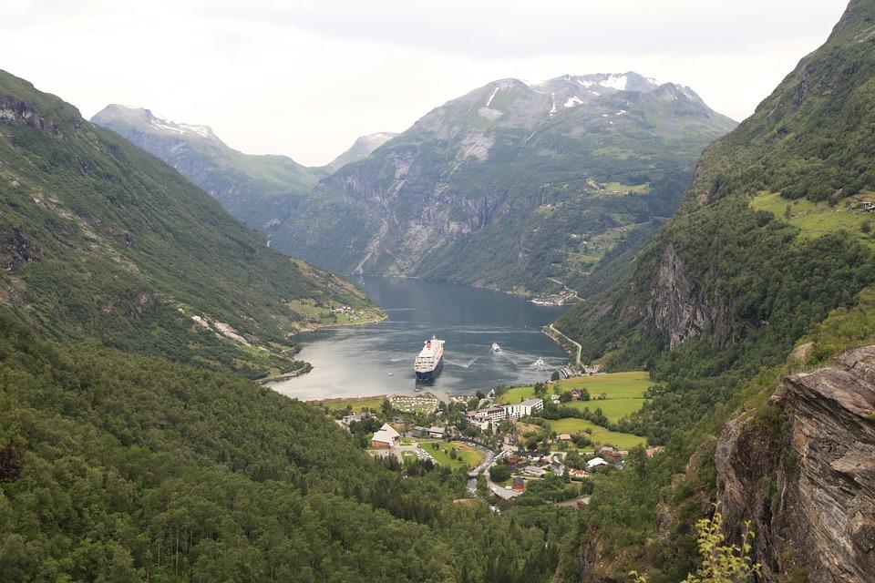 Norwegian Fjords – Sail from Dublin - Image 1