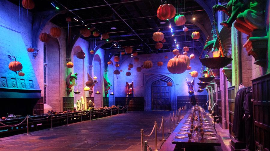 Harry Potter Studios For Halloween Weekend - Image 1
