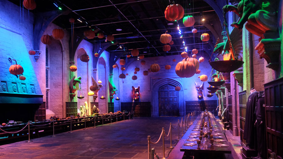 Halloween Harry Potter Studios London - Image 2