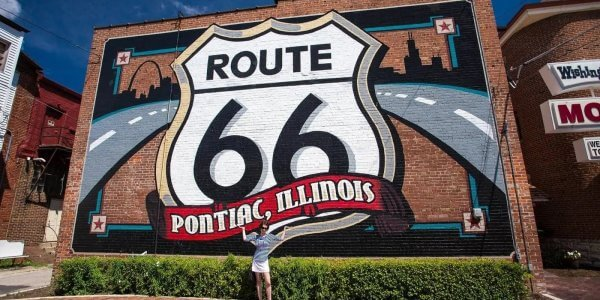 Drive the Historic USA Route 66