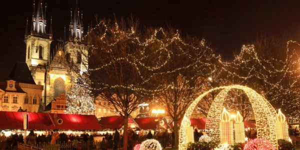 Prague Christmas Markets Offers