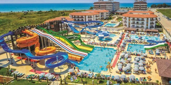 Turkey Summer Waterpark Family Hols