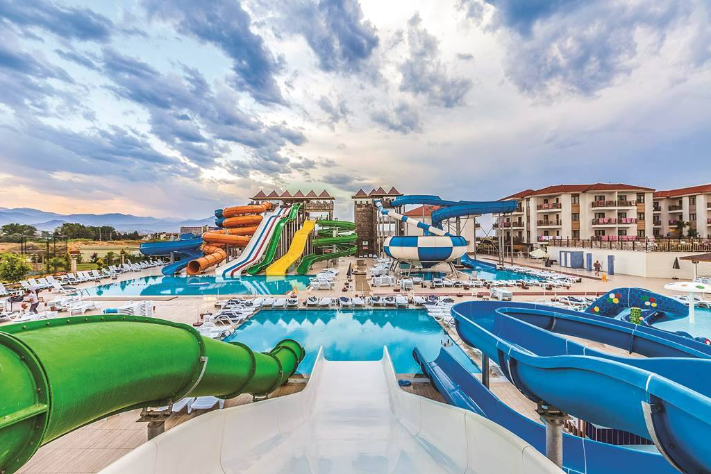 Turkey Summer Waterpark Family Hols - Image 2