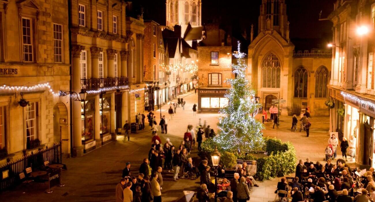 Festive Fun in Yorkshire UK - Image 1