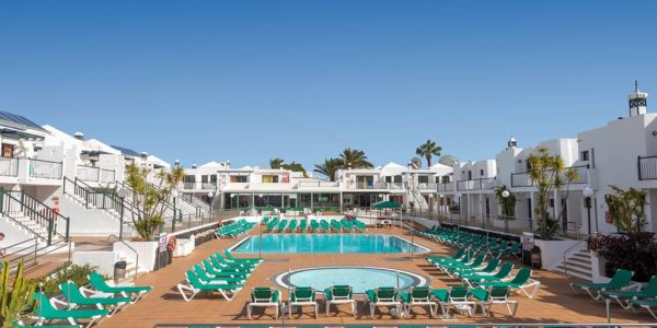 Winter Sunshine Deal to Lanzarote