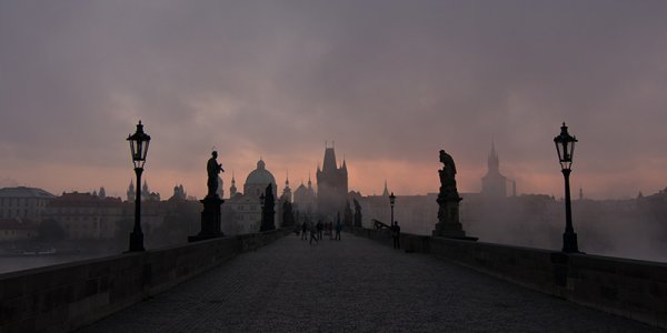 3 Night Spooktacular Prague Break