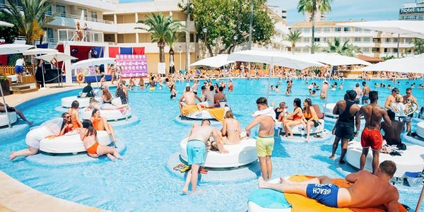 LET'S PARTY! ALL INC 1 WEEK £339pp