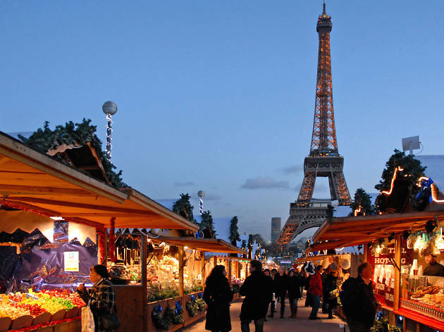 Paris Christmas Market Breaks - Image 1
