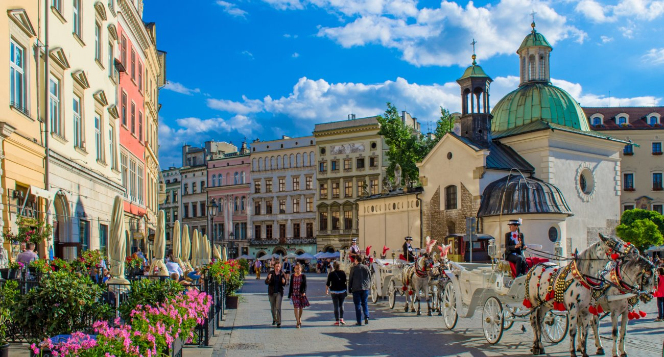 Krakow Spring City Break - Image 1