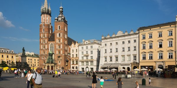 Christmas City Break to Krakow