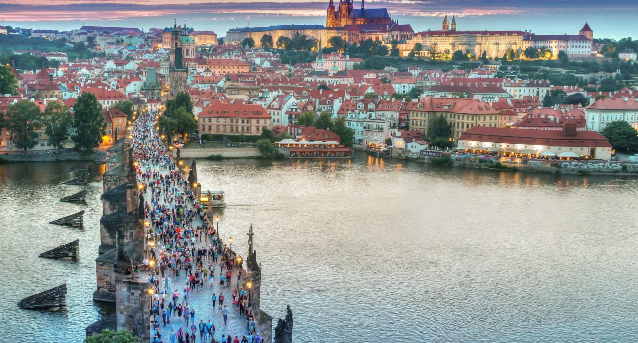 4* Prague & Venice 2 Cities 1 Trip! - Image 1